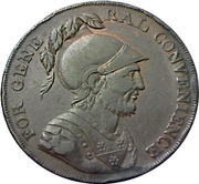 ½ Penny (Middlesex - For General Convenience) – obverse