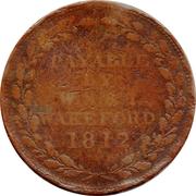 1 Penny (Hampshire - Andover / W.S. & I. Wakeford) – reverse