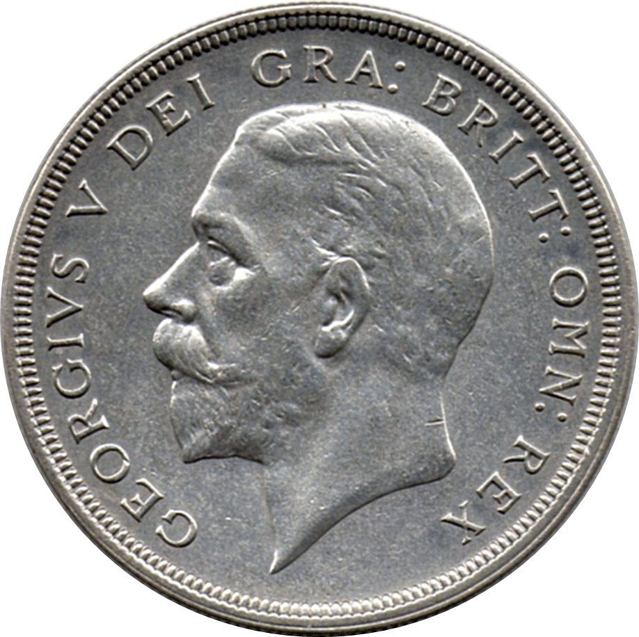 george the 5th coins value