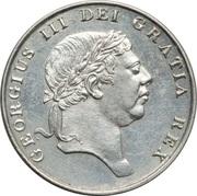 1 Shilling 6 Pence - George III (Bank of England Token) – obverse