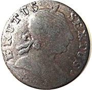 ½ Penny (Brutus Sextus - Britannia) -  obverse