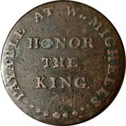 ½ Penny (Sussex - Brightelmstone / W. Mighell) – obverse