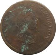 1 Penny (Sheffield - For Public Accommodation) – obverse