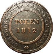 1 Penny (Staffordshire - Cheadle Copper & Brass Co) – obverse
