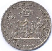 1 Shilling (Somersetshire - Bristol / E. Bryan) – obverse