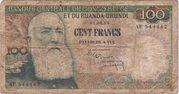 100 Francs (Léopold II) – obverse