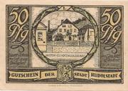 50 Pfennig -  obverse