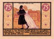 75 Pfennig – reverse