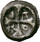 1 Brakteat - Jaromar II. – obverse
