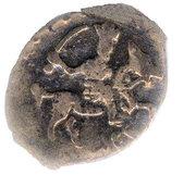 Denga - Ivan IV (ДЕ) – obverse