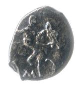 Denga - Ivan IV (M) – obverse