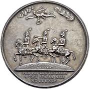 Medal - Peace of Paris -  obverse