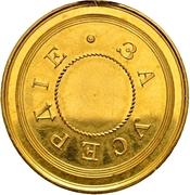 Medal - Alexander III (Award for zeal) – reverse