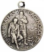 Medal - Russian-Polish Brotherhood -  obverse