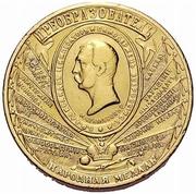 Medal - Alexander II (Reformer - Public medal) – obverse