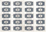 90 Rubles (Siberian Revolution Committee) – reverse