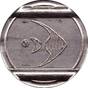 Car Wash Token - Aquarama – obverse
