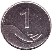 Car Wash Token - Carex24 (1; Moscow) – obverse