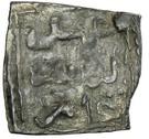 ½ Dirham - Muhammad al-Shaykh (Fes) – obverse