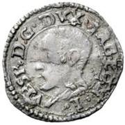 1 Sesino - Vespasiano I Gonzaga – obverse