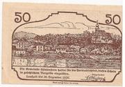 50 Heller (Säusenstein) -  reverse