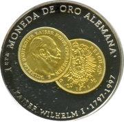 500 Pesetas (German Gold) -  reverse