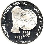 1000 Pesetas (World Cup Soccer) – reverse