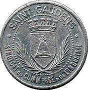 10 Centimes (Saint Gaudens) – obverse