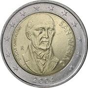2 Euro (Borghesi) -  obverse