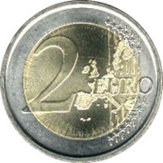 2 Euro (Borghesi) -  reverse