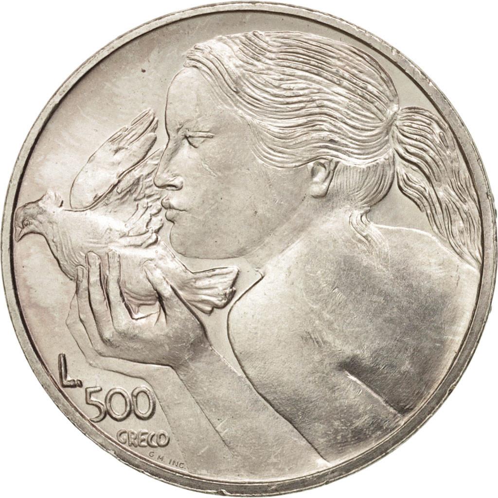 500 Lire - San Marino – Numista