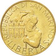 200 Lire (FAO) -  obverse