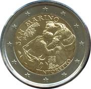 2 Euro (Tintoretto) -  obverse