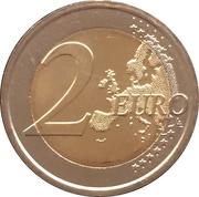 2 Euro (Tintoretto) -  reverse