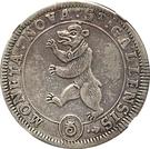 30 Kreuzer / ½ Gulden – obverse