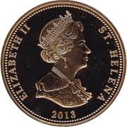 25 Pence - Elizabeth II (Bird Life - Wirebird) – obverse