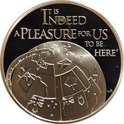 25 Pence - Elizabeth II (Diamond Jubilee) – reverse