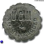 25 Centimes (Saint-Menehould, UCM) – obverse