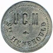 1 Franc - Saint Menehould (51) – obverse