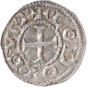 1 Denier - Louis IV – obverse