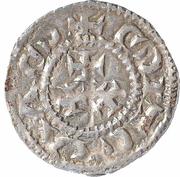 1 Denier - Louis IV – reverse