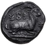 ⅓ Siglos - Evagoras I – reverse