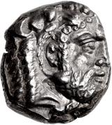 Siglos - Evagoras I – obverse