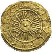 1 Tarì - Gisulf II – obverse