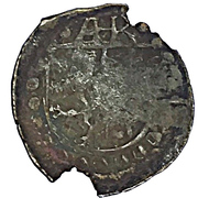 1 Pfennig - Adolf Heinrich (Schüsselpfennig) – obverse