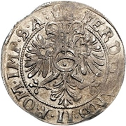 1 Dicken - Wolfgang Friedrich – reverse