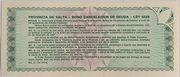 100 Pesos Argentinos – reverse