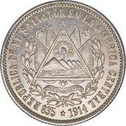 25 Centavos – obverse