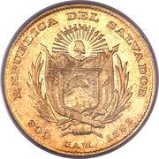 2½ Pesos – obverse