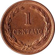 1 Centavo – reverse